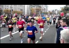 Dublin City Marathon 2011