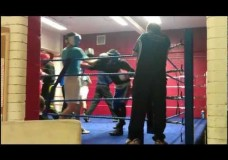 St Saviours and Smithfield Boxing Club Training Camp