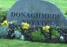 Donaghmede Estate Tree Planting Ceremony